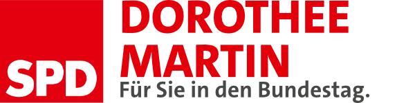 Logo: Dorothee Martin